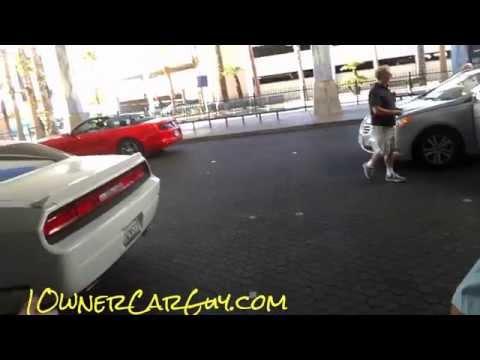 Leaving Las Vegas 2013 Dodge Challenger LiveWire Energy