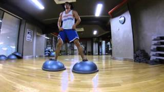 Bosu Ball Exercises