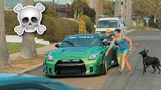 EXPOSING MY GTR! *IT'S BROKEN*