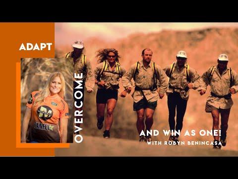 Robyn Benincasa Virtual Keynote Promo-Adapt, Overcome, and Win as ONE!