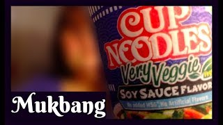 Snack Review: Cup noodles soy sauce flavor