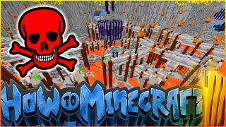 """How To Min3craft SMP - """"GIGANTIC CAVE DUNGEON"""" - Episode 15"""