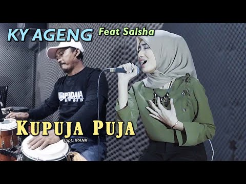 Kupuja Puja - Ky Ageng Ft. Salsha Chan - Versi Dangdut Koplo (official Musik Video)