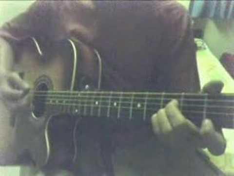 Pehla Nasha - Jo Jeeta Wahi Sikandar - on Acoustic Guitar