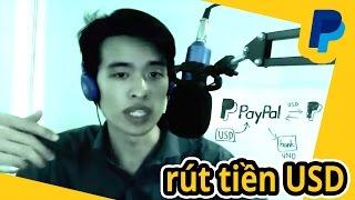 Hướng dẫn rút tiền từ Paypal về Ngân hàng Việt Nam 2017 (3 ngày)