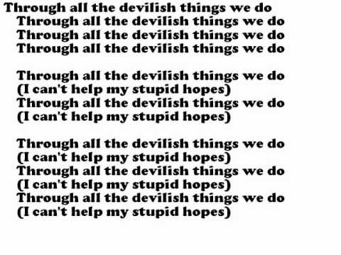Just Jack - Embers Lyrics