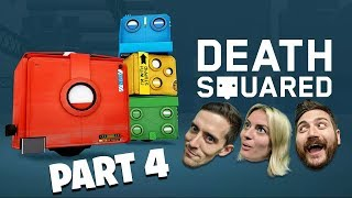 Death Squared Part 4 - Funhaus Gameplay