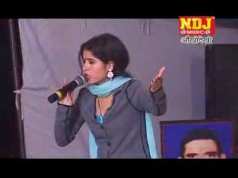 Preeti Chaudhary Hit Haryanvi Ragni Ranga  By Ndj Music Blu Eyes Hits Songs video