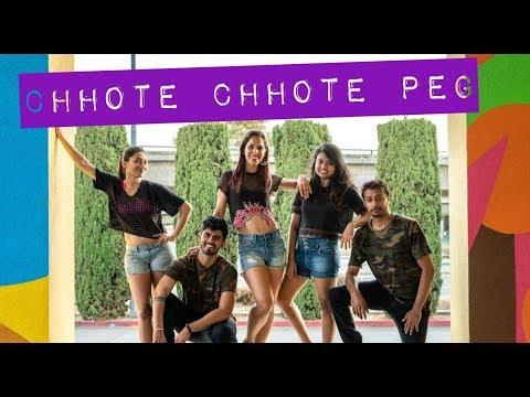 Chhote Chhote Peg | Dance Cover | Yo Yo Honey Singh | Neha Kakkar |Choreography