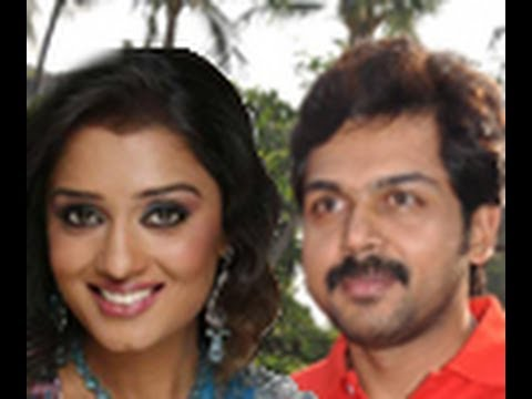 Nikitha to pair opposite Karthi