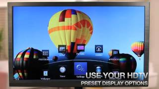 How to Calibrate your HDTV (Part 1 of 4): Adjusting your HDTV -- Preset Picture Modes