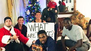 marvel heroes holiday gift exchange
