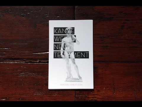 Kanye West's New Testament klip izle