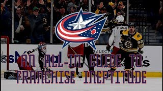 The Columbus Blue Jackets: An All-In Guide To Franchise Ineptitude