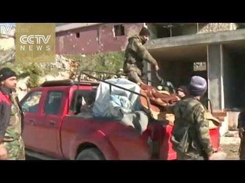 Syrian peace talks: Main opposition group arrives in Geneva to join talks
