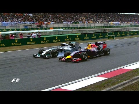 2014 FORMULA 1 UBS CHINESE GRAND PRIX