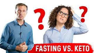 Fasting vs Keto: What's Better?