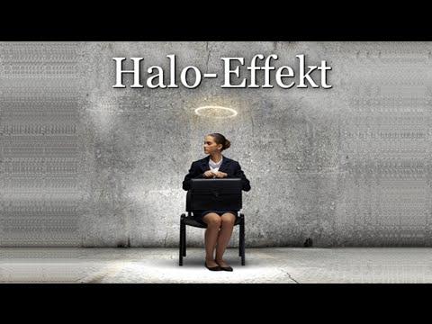 Psychologie: Der Halo-Effekt - Wenn Ein Persönlichkeitsmerkmal Alles überstrahlt... (Teil 1)