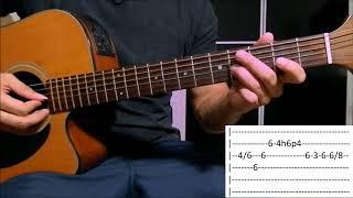 Largado às Traças - Zé Neto e Cristiano Aula Violão (como tocar)
