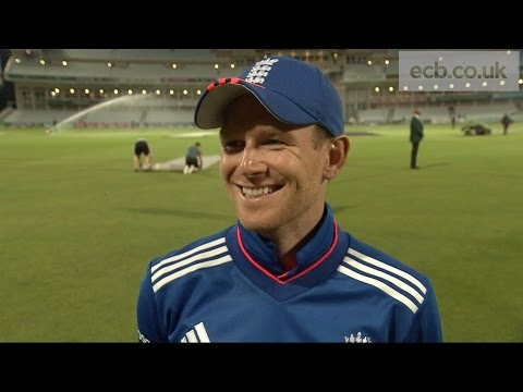 England chase 350 to beat New Zealand - Eoin Morgan interview