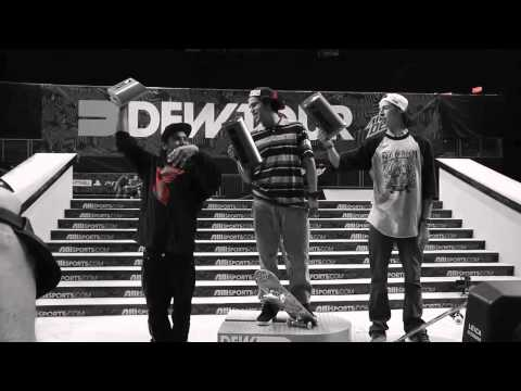 Axion manny higlight dew tour 2011