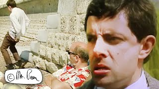 A Nice Day Out | Clip Compilation | Mr. Bean Official