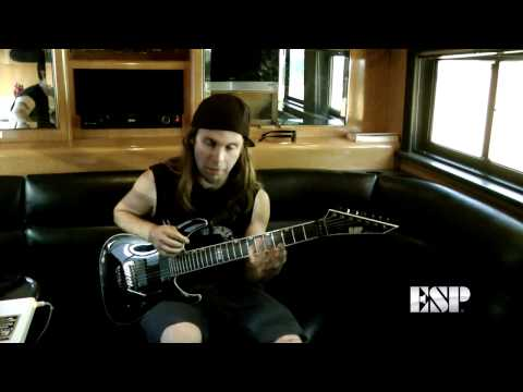 ESP Guitars: Guitars of the Road!