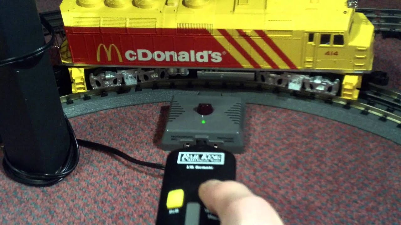 New and Improved MTH Sound Systems - Toy Train Revue On-line