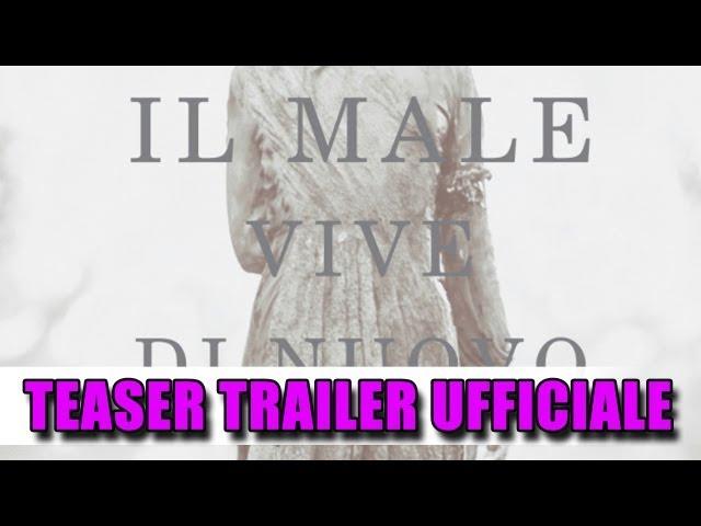 La Casa Teaser Trailer Italiano