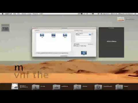 Como Personalizar seu desktop no Mac (GeekTool com Pack)