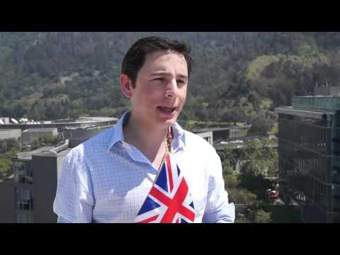 Chile - Chevening Alumni Interviews: Nicolás Figari  / Entrevistas con Becarios Chevening