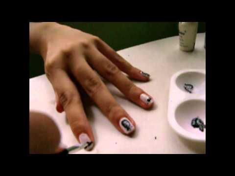 Daniel Padilla inspired Nail Art Tutorial