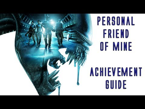 Aliens Colonial Marines: Personal Friend...