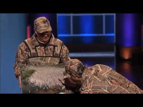 A duck hunter enters muddy waters on an all new Shark Tank