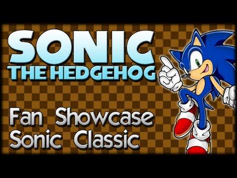 Sonic Fan Showcase : Sonic The Hedgehog Classic
