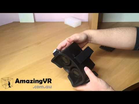 AmazingVR Colorcross VR Goggles.