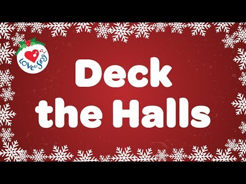 Mcfly - Deck The Halls