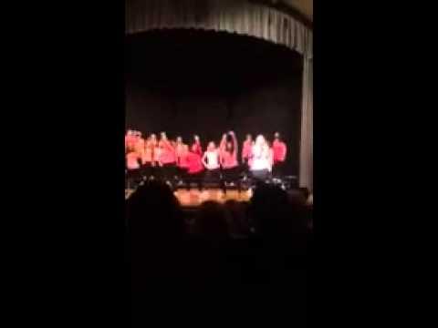 Pigeon Forge High School Show Choir