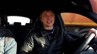тест Audi Q3  www.skorost-tv.ru