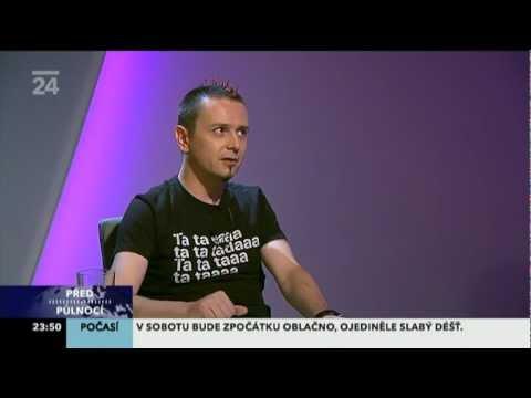Jiri Sevcik - talk show