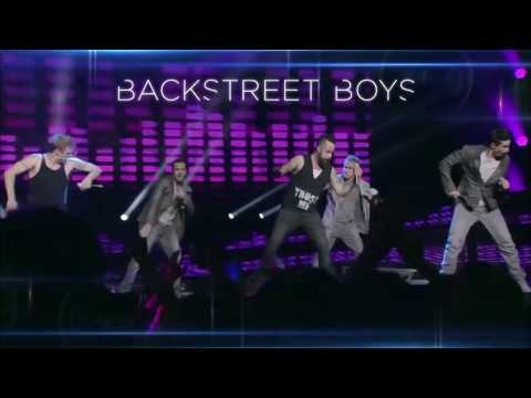 Backstreet Boys: Larger Than Life Las Vegas residency at The AXIS Commercial