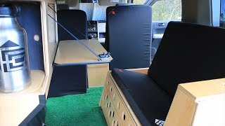 Honda Element Modular Camper System