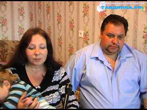 Интервью с беженцами из Донецка