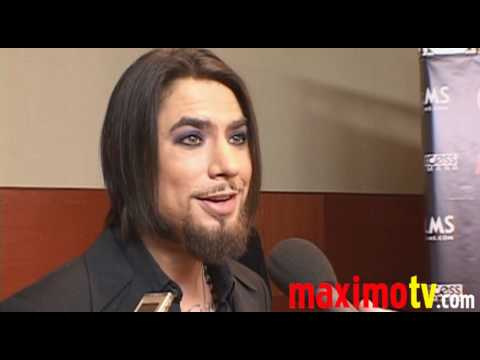 DAVE NAVARRO on Directing ADULT MOVIES at 2010 AVN AWARD SHOW Las Vegas January 9, 2010 Video