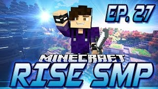 Minecraft RISE SMP! Episode 27 - Final Touches! [Stitch's PRANK] (Part 3/3)