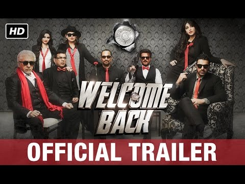 Welcome Back Official Trailer 2015