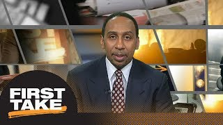 Stephen A. reveals issue in Fox News host