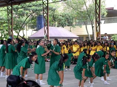 Pasolo girl scouts winning yell... sana, kung hindi dinaya!