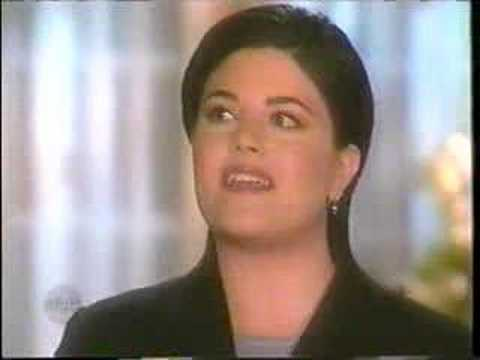 MONICA LEWINSKY APOLOGIZES TO HILLARY CLINTON ON 20/20