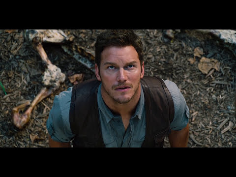 Jurassic World - Trailer (Universal Pictures) HD